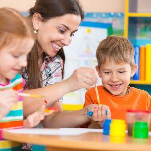 Η αξία της Εργοθεραπείας για τα μικρά παιδιά
