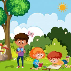 Προτεινόμενα παιδικά βιβλία για το καλοκαίρι!